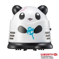 【LIBERTY利百代】棒棒糖熊貓-迷你桌上型吸塵器(送GP3號電池2入)