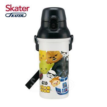 Skater直飲冷水壺 (480ml) 星際大戰TSUM TSUM