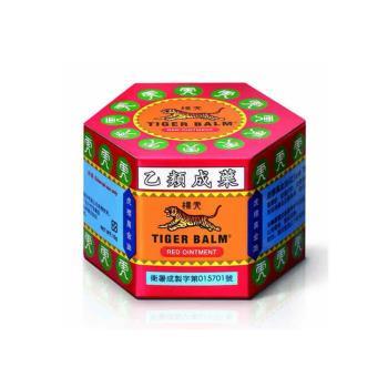 【虎標】萬金油軟膏(紅)30Gx5入(乙類成藥)