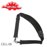 AIR CELL-06 韓國7cm雙鉤弧型減壓背帶(背包專用)