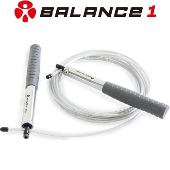 【BALANCE 1】crossfit快速鋼索跳繩