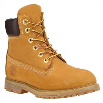 Timberland 男款經典6吋防水黃靴10061