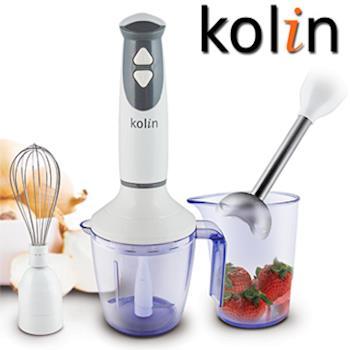 【歌林Kolin】4件式電動食物料理棒(KJE-MN205)