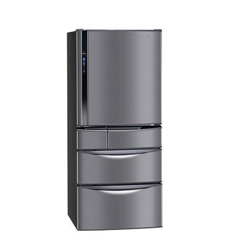Panasonic國際牌560L變頻五門電冰箱-極致黑NR-E567MV-K