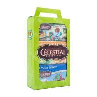 【Celestial詩尚草本】美國原裝進口 北美最大茶品製造商 經典禮盒組(20環保包 x 3)