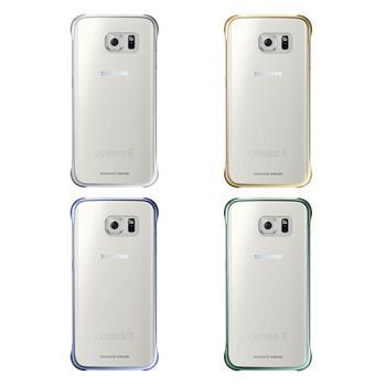 Samsung Galaxy S6 edge 原廠輕薄防護背蓋(贈S6 Edge全幅保護貼)