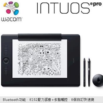 Wacom Intuos paper Pro Large 雙功能創意觸控繪圖板(PTH-860/K1)
