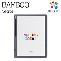 【送 7-11 禮卷 300元】 Wacom Bamboo Slate 智慧型手寫板 (A4)