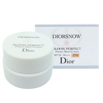 Christian Dior 迪奧 雪晶靈光感氣墊粉餅4g-#C10 (袖珍版)