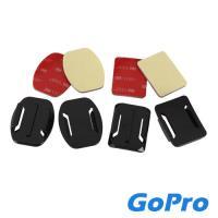 CityBoss GOPRO 頭盔底座 弧面X2 平面X2