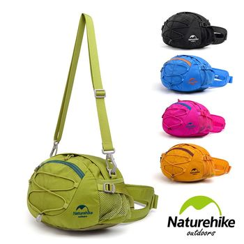 Naturehike 8L輕量耐磨CORDURA亮彩多功能腰包 肩背包 提包 多款任選