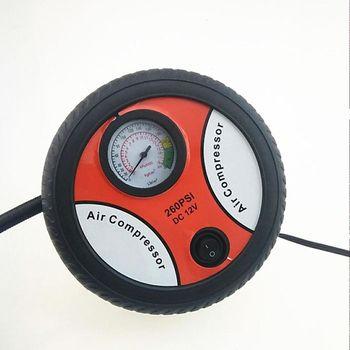 行動汽車打氣泵