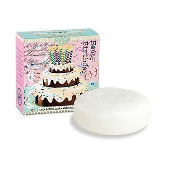 【蜜雪兒】生日快樂手工皂100g英國製