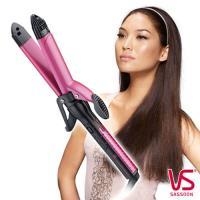 VS沙宣 32毫米電氣石陶瓷2合1直髮捲髮夾VSI3270PIW