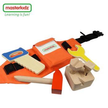 [Masterkidz]木匠工具腰包玩具