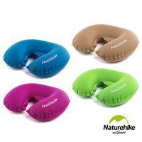 Naturehike TPU超輕量 護頸U型充氣枕 多款任選