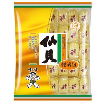 旺旺 仙貝經濟包(350g x5包/箱)