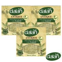 【土耳其dalan】月桂橄欖油傳統手工皂150g (12%+72%) 3入