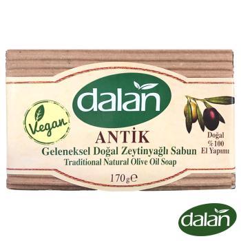 【土耳其dalan】頂級76%橄欖油傳統手工皂