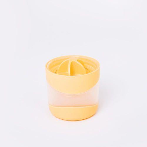 Fuelbaby Fueler 按壓式配方奶粉補充盒 - 黃色
