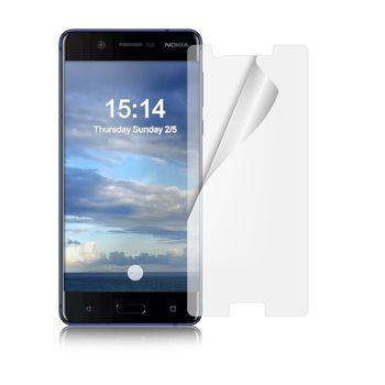 魔力 Nokia 5 5.2吋 高透光抗刮螢幕保護貼-非滿版