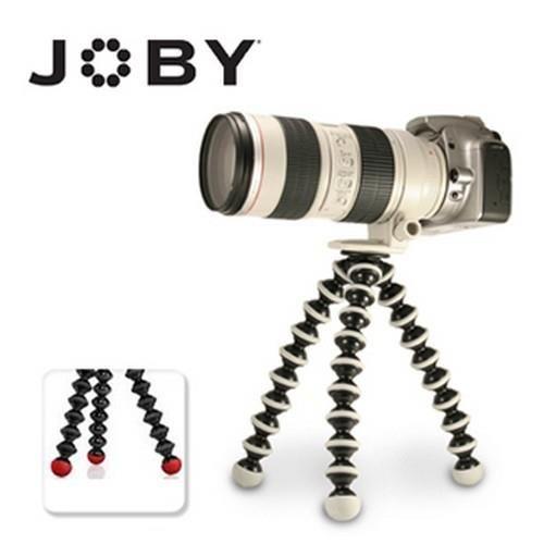 JOBY GorillaPod SLR-Zoom Ballhead金剛爪單眼腳架 附雲台(GP3)