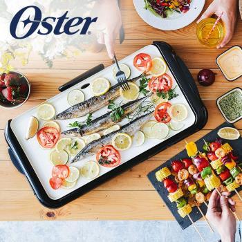 美國OSTER 陶瓷電烤盤CKSTGRFM18W-TECO