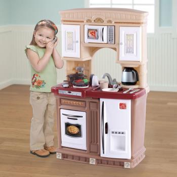【華森葳兒童教玩具】扮演角系列-Step2 西華廚房 A4-7061