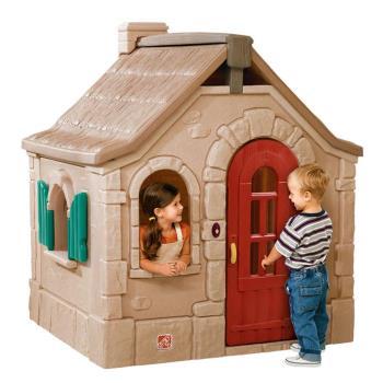 【華森葳兒童教玩具】扮演角系列-Step2 童話小屋 A4-795900
