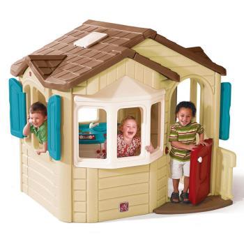 【華森葳兒童教玩具】扮演角系列-Step2 我的家遊戲屋 A4-727000