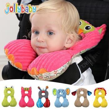 寶寶U型護頸安全座椅靠枕
