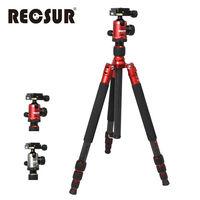 RECSUR RS-3224C+VQ-20 四節反折式碳纖維-台腳二號