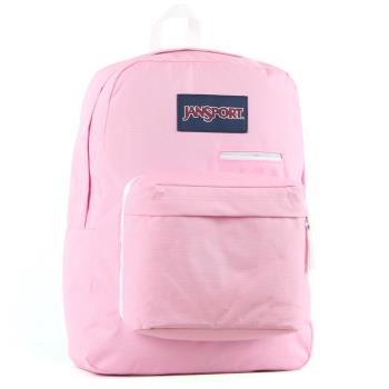 JanSport DIGITAL背包(DIGBREAK)-淺粉紅
