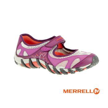 MERRELL 女款 水陸兩棲運動鞋 紫紅  ML24602