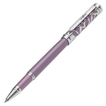 rarefatto芮菲客巴洛克紫色鋼珠筆