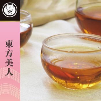 【台灣茶人】手採白毫烏龍(150/包x4)