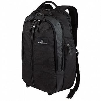 VICTORINOX 瑞士維氏Altmont 3.0 17吋電腦後背包-黑 32388201
