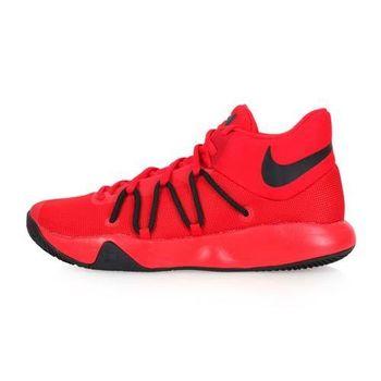 NIKE KD TREY 5 V EP 男籃球鞋 紅黑