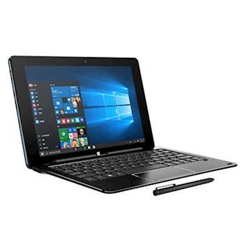 【iPlug HiBook Plus】10.8吋Intel四核心Windows-10+Android雙系統二合一手寫平板筆電