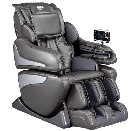 BH 極緻3D按摩椅-皇家款MB1500P (鐵灰)