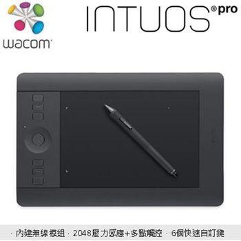 Wacom Intuos Pro 專業版 Touch Small 繪圖板 (S)型號:PTH-451