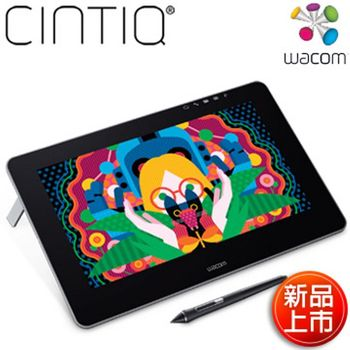 Wacom Cintiq Pro 13HD 手寫液晶顯示器