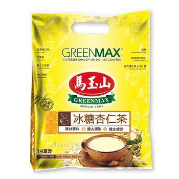 【馬玉山】冰糖杏仁茶(14入)