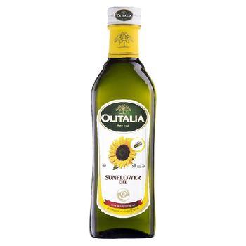 奧利塔 葵花油500ml x10罐+GIURLANI老樹特級初榨橄欖油500ml x2罐
