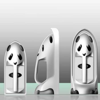 熊貓有線無線兩用旅行電熨斗CPI-001