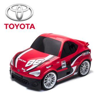【nicegoods】RIDAZ原廠跑車兒童行李箱-紅色Toyota 86
