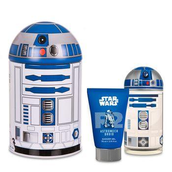 STAR WARS 星際大戰 R2-D2 男性香水 禮盒