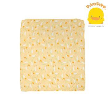 黃色小鴨PiyoPiyo-小鴨舒柔竹棉多功能巾