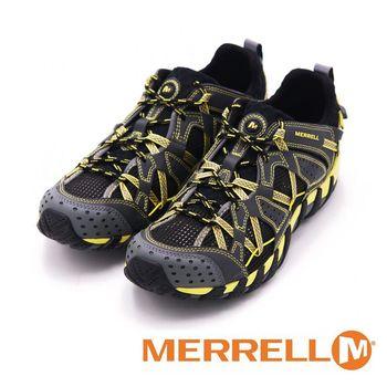 MERRELL WATERPRO MAIPO 水陸兩棲越野鞋 男鞋-黑