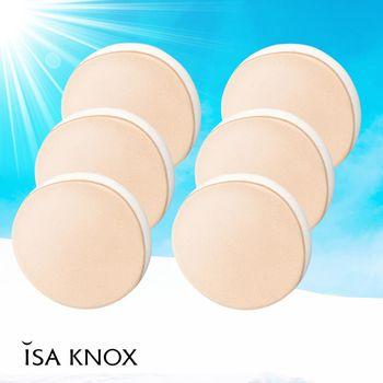 ISA KNOX 冰晶補水防曬粉底專用粉撲